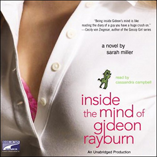 Inside the Mind of Gideon Rayburn audiobook cover art