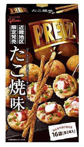【大阪限定】ジャイアントプリッツ<たこ焼味>