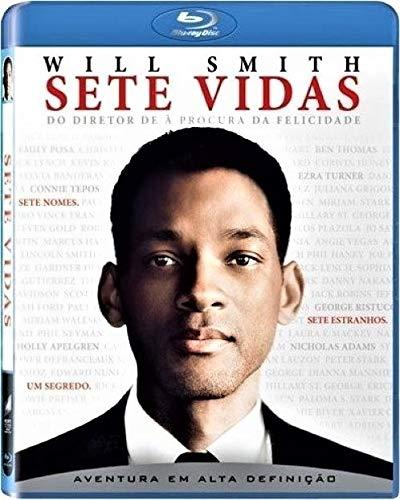 Sete Vidas Blu-ray Will Smith