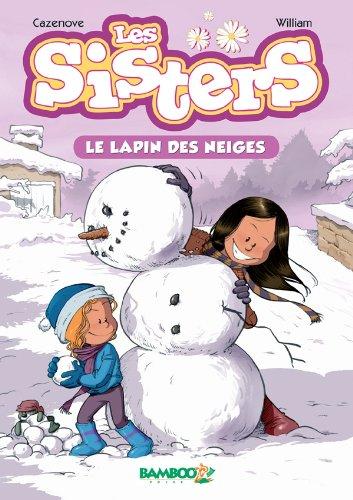 Les Sisters - poche - tome 03: Le lapin des neiges