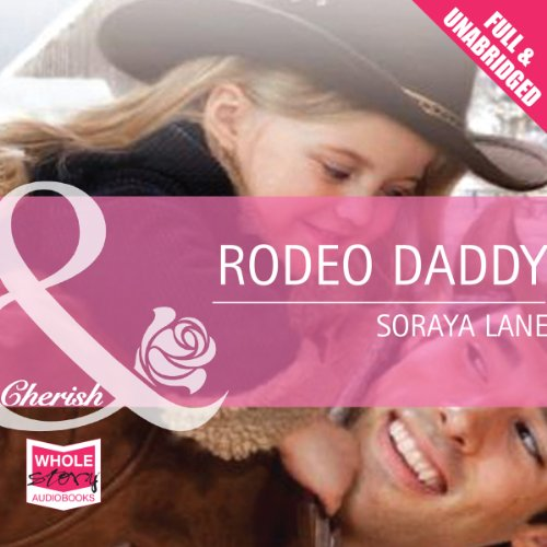 Rodeo Daddy audiobook cover art