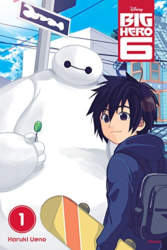 Big Hero 6, Vol. 1;Big Hero 6