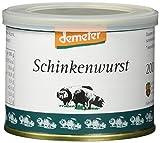 Bio Fit Schinkenwurst, 6er Pack (6 x 200 g)