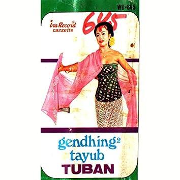 Gendhing-Gendhing Tayub Tuban