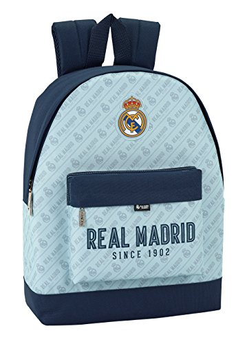 Safta Mochila Real Madrid Corporativa Oficial Mochila juvenil 325x150x430mm