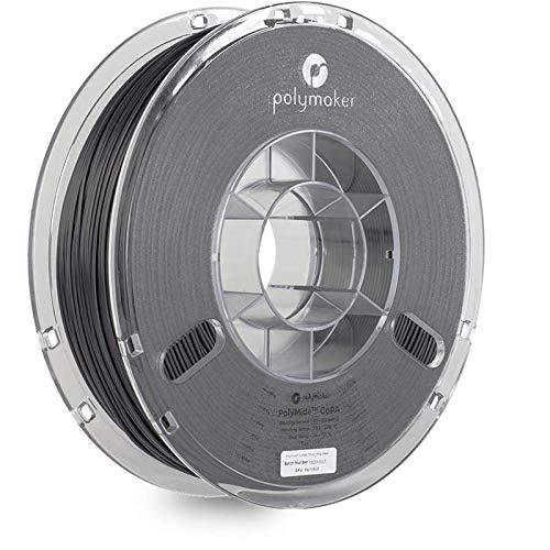 Polymaker PolyMide CoPA 3D Printer Filament, Nylon Filament, Black Filament, 1.75 mm...