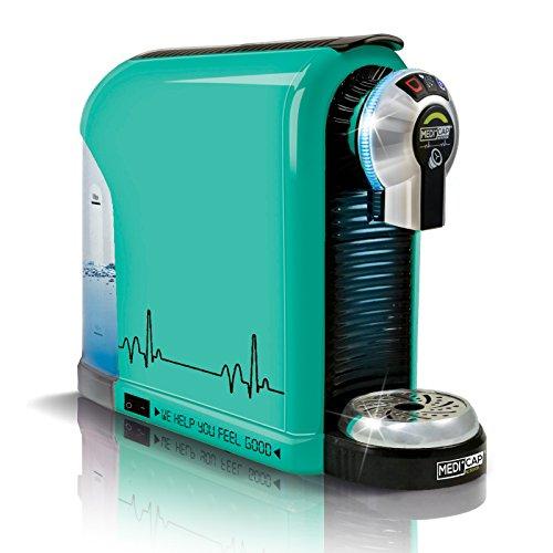 MediCap Classic Revovery Kapselmaschine, seawater