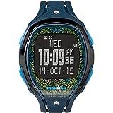 Timex Ironman Sleek 150   Reloj deportivo digital amarillo/azul Tapscreen TW5M08200