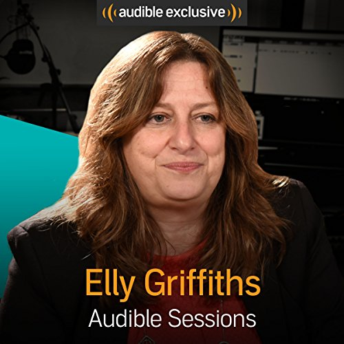 Elly Griffiths audiobook cover art