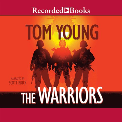 The Warriors audiobook cover art