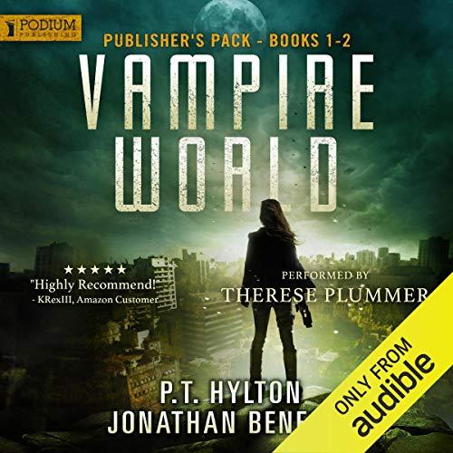 Vampire World: Publisher's Pack cover art