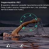 Zoom IMG-1 willful fitness tracker pedometro da
