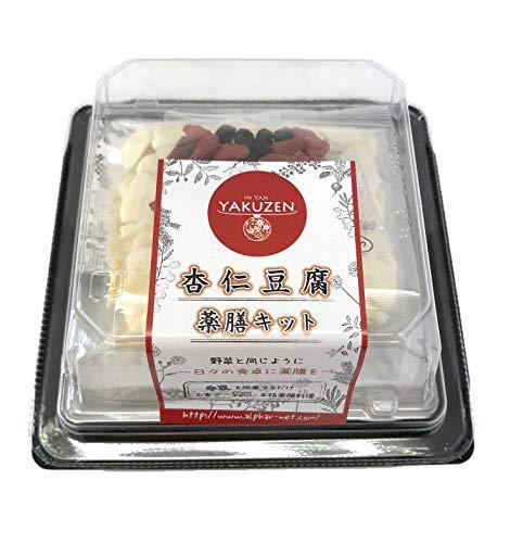 薬膳杏仁豆腐 キット 透明パック