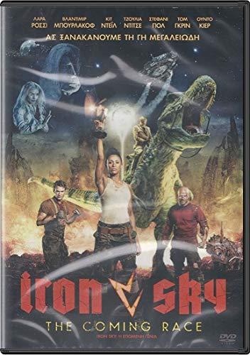 Iron Sky: The Coming Race (2019) [DVD] [Uk Region]