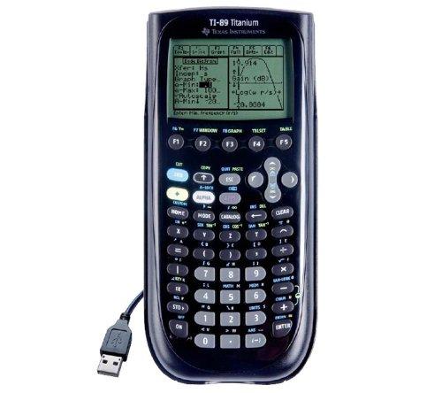Texas Instruments Calcolatrice Grafica Ti-89 Titanium