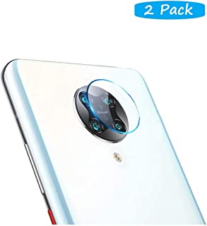 FanTing Camera Lens Protective Film for LG Velvet 5G UW, Transparent, Ultra-thin,Scratch-resistant,Soft Tempered Glass Len...