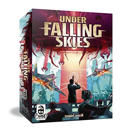 Under Falling Skies Board Game in Italian