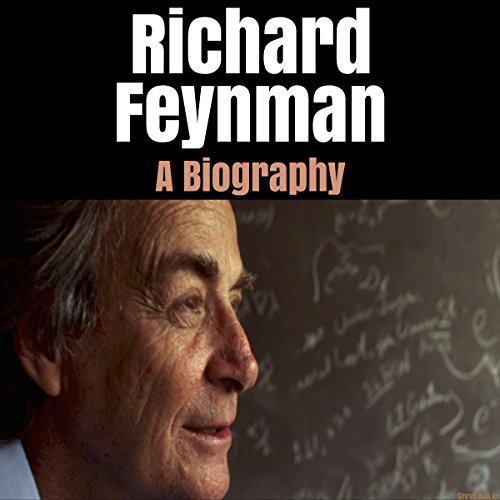 Richard Feynman audiobook cover art