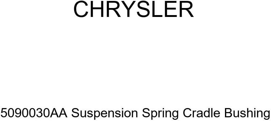 Genuine Chrysler 5090030AA Suspension Spring Cradle Bushing