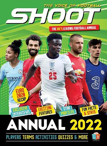 Shoot Official Annual 2022