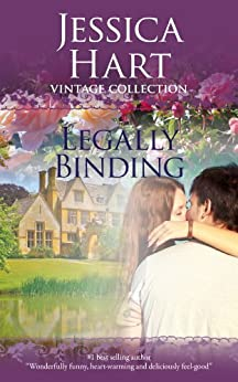 Legally Binding (Jessica Hart Vintage Collection) by [Jessica Hart]