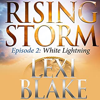 White Lightning audiobook cover art