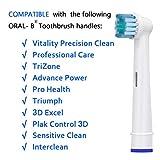 Zoom IMG-1 testine spazzolino ricambio per oral