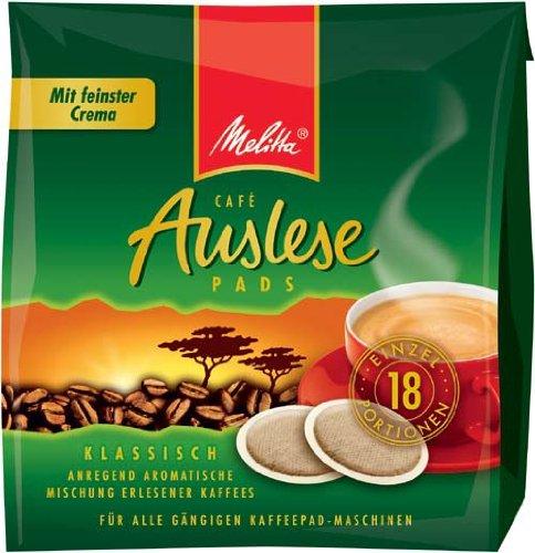 Melitta Kaffee Pads 4002720001738 VE16