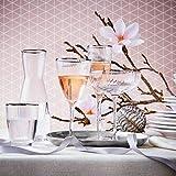 Butlers Banquet Vintage Dekoteller Ø 28cm - Servierteller in Retro Optik aus Aluminium silbern vernickelt - Kerzenteller - 2