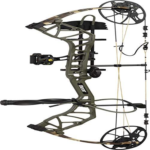 Bear Archery Legit Throwback Rth Package Olive/Fred Bear 70 Lb