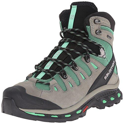 Salomon Women's Quest 4d 2 Gtx High Rise Hiking Boots, Blue (Deep Blue/Stone Blue/Light Onix), 7.5 UK