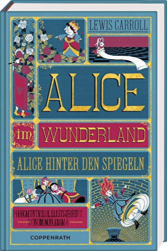 Alice im Wunderland: Alice hinter den Spiegeln (Klassiker MinaLima)