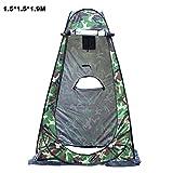 Pop Up Pod Tente Portable Camping Tente De Douche Dressing Instantané Vestiaire...