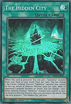 Yu-Gi-Oh! - The Hidden City - FIGA-EN049 - Super Rare - 1st Edition - Fists of The Gadgets