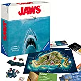 Ravensburger Jaws Board Game for Age 12 and Up - A Game of Strategy and Suspense