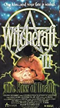 Witchcraft III: The Kiss of Death VHS