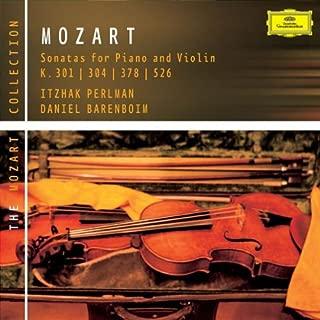 Mozart Collection: Sonatas For Violin And Piano