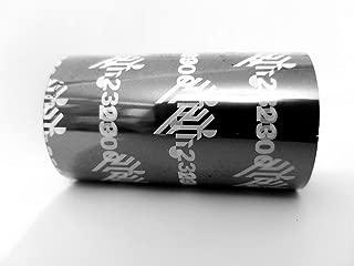 Zebra 8000132-002 - 2300 Ribbon Wax, 57mm x 74m (2.25