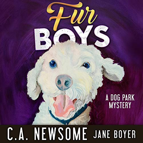 Fur Boys: A Dog Park Mystery audiobook cover art