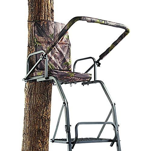 Guide Gear Deluxe 16' Ladder Tree Stand