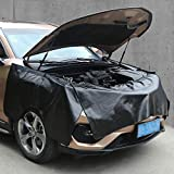 RUPSE Automotive Mechanic Magnetic Fender Cover Mat Pad Set with Hooks Big Size for SUV 3PCS