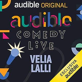 Audible Comedy LIVE #2 copertina