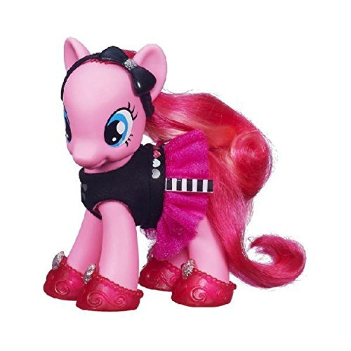 My Little Pony Friendship is Magic Pinkie Pie's Boutique Exclusive Figure Pink & Fabulous Pinkie Pie