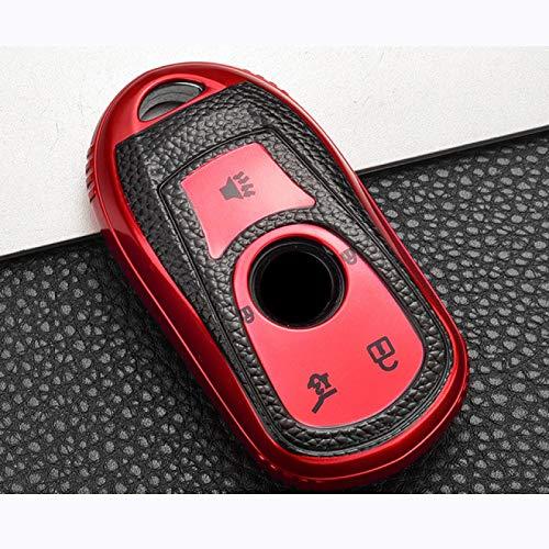 para Opel Astra, para Buick Encore Envision New Lacrosse, Car Styling Carcasa Completa Carcasa Nueva Suave TPU Car Key Case