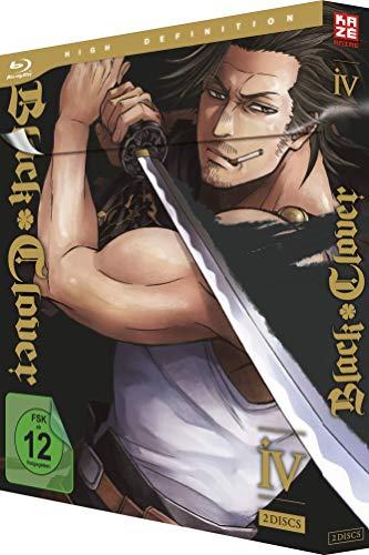 Black Clover - Staffel 1 - Vol. 4 - [Blu-ray]