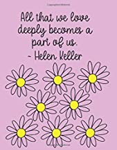 All that we love deeply becomes a part of us. ~Helen Keller: A journal to document the adoption of your baby girl. Family tree, the journey to adopt, ... just a few of the prompts in this baby book.