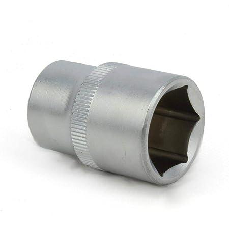 Steckschl/üssel Einsatz 1//2 Stecknuss Sechskant Nuss 6 kant 10 mm