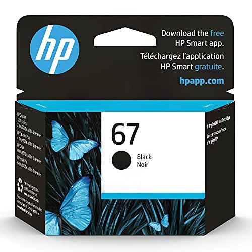 Original HP 67 Black Ink Cartridge | Works ...