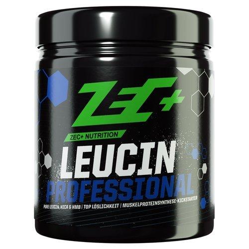 ZEC+ LEUCIN Professional | Aminosäuren-Formel mit L-Leucin + HMB + HICA | perfekt für nach dem Training geeignet | NEUTRAL 270g