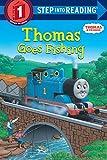 Thomas Goes Fishing (Thomas & Friends) (Step into Reading)